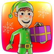 Santa Claus Needs Help. Android Game